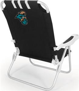 Picnic Time Coastal Carolina Monaco Beach Chair