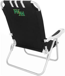 Picnic Time William & Mary College Monaco Chair