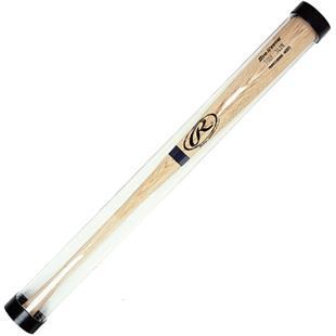 """Rawlings Up to 34"""" Baseball Bat Display Tube"""