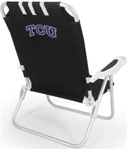 Picnic Time Texas Christian Univ. Monaco Chair