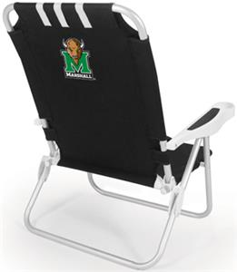 Picnic Time Marshall University Monaco Beach Chair