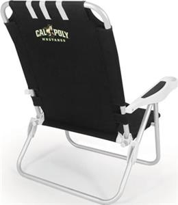Picnic Time Cal Poly Mustangs Monaco Chair