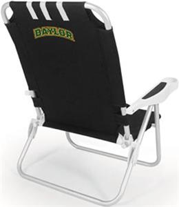 Picnic Time Baylor University Monaco Beach Chair