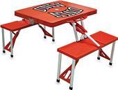 Picnic Time UNLV Rebels Folding Picnic Table