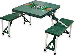 Picnic Time Marshall University Picnic Table