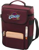 Picnic Time NBA Cleveland Cavaliers Duet Wine Tote