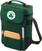 Picnic Time NBA Boston Celtics Duet Wine Tote