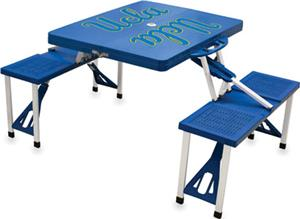 Picnic Time UCLA Bruins Folding Picnic Table