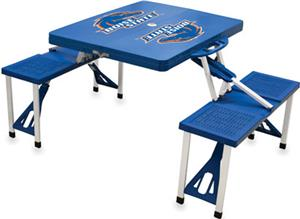 Picnic Time Boise State Broncos Picnic Table