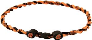 Eagles Wings NCAA Oklahoma State Twist Necklaces