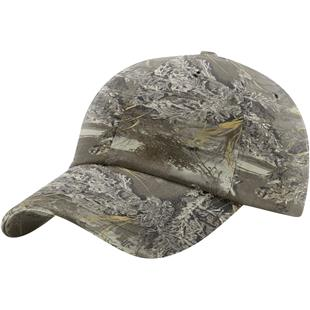 Richardson Relaxed Cotton Twill Camo Caps