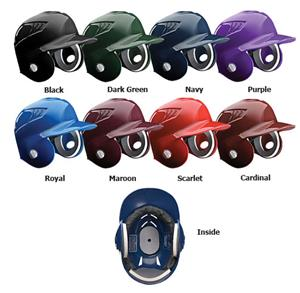 Rawlings Coolflo H.S./College Bat Helmets CFPBHD