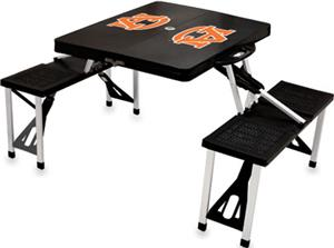 Picnic Time Auburn University Tigers Picnic Table