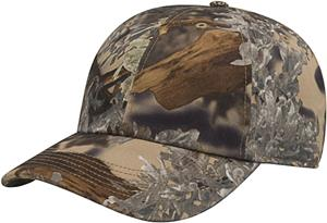Richardson Sport-Casual Cotton Twill Camo Caps