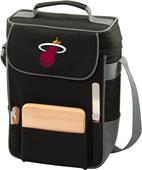 Picnic Time NBA Miami Heat Duet Wine Tote