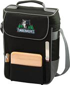 Picnic Time NBA Timberwolves Duet Wine Tote