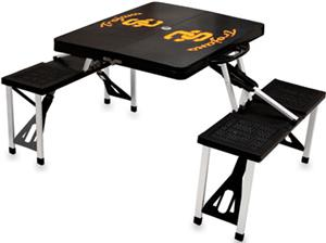Picnic Time USC Trojans Folding Picnic Table