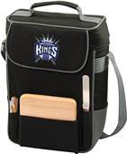 Picnic Time NBA Sacramento Kings Duet Wine Tote