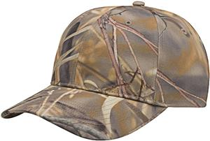 Richardson Cap Stretch Cotton Flex Fit Camo Cap