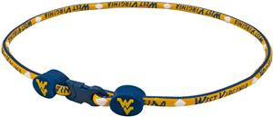 Eagles Wings NCAA West Virginia Sport Necklace
