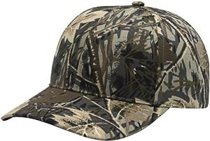 Richardson Cap Cotton Twill Upland Camo Cap