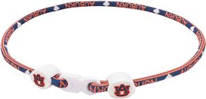 Eagles Wings NCAA Auburn Titanium Sport Necklaces