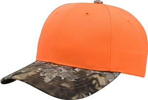 Richardson Blaze/Camo Adjustable Caps