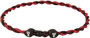 Eagles Wings NCAA Texas Tech Twist Necklace