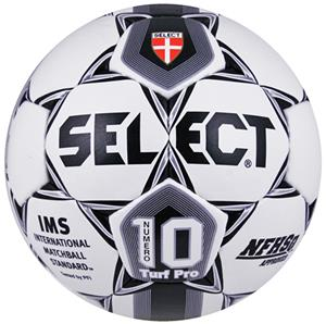 Select IMS/NFHS Numero 10 Turf Pro Soccer Ball C/O