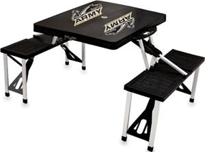 Picnic Time US Military Academy Army Picnic Table
