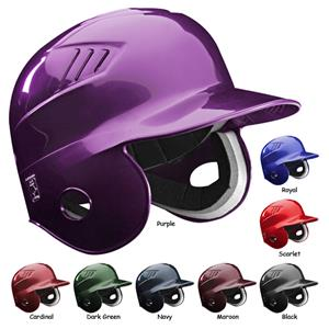 Rawlings HS/College Coolflo Baseball Helmet Gloss