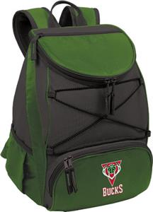 Picnic Time NBA Milwaukee Bucks PTX Cooler