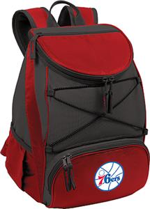 Picnic Time NBA Philadelphia 76ers PTX Cooler