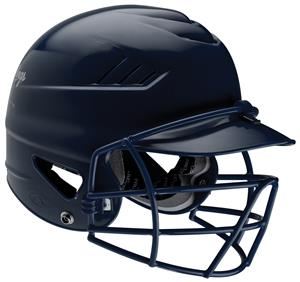 Coolflo Baseball Helmet Attached Faceguard RWG