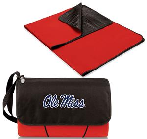 Picnic Time University Mississippi Outdoor Blanket