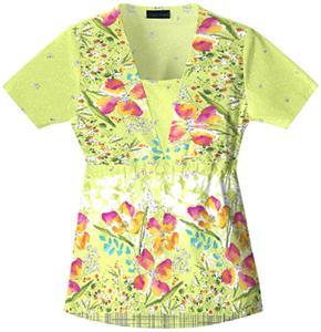 Cherokee Women's Fashion PR V-Neck Scrub Tops