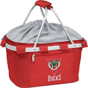 Picnic Time NBA Bucks Insulated Metro Basket