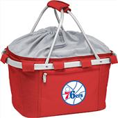 Picnic Time NBA 76ers Insulated Metro Basket