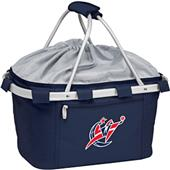 Picnic Time NBA Wizards Insulated Metro Basket