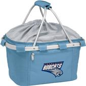Picnic Time NBA Bobcats Insulated Metro Basket