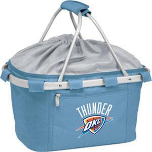 Picnic Time NBA OKC Thunder Insulated Metro Basket