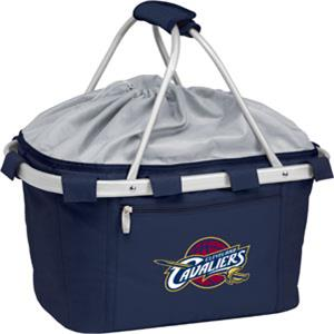 Picnic Time NBA Cavaliers Insulated Metro Basket