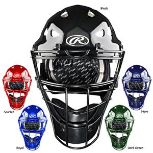 Rawlings Adult Coolfo Baseball Catchers Helmets