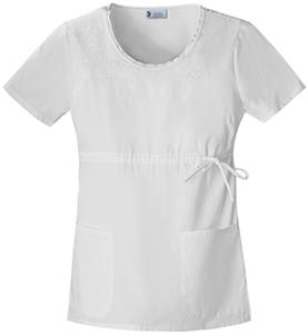 Cherokee Studio Women&#39;s Round Neck Scrub Tops