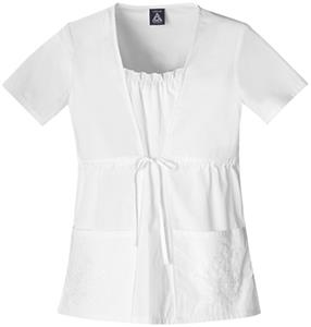 Cherokee Studio Women's Square Neck Scrub Tops