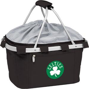 Picnic Time NBA Celtics Insulated Metro Basket