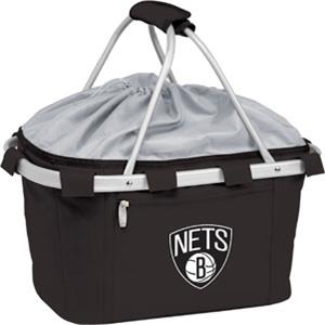 Picnic Time NBA Nets Insulated Metro Basket