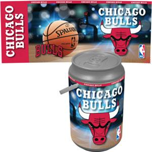 Picnic Time NBA Chicago Bulls Mega Can Cooler