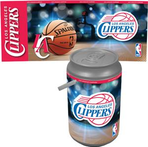 Picnic Time NBA LA Clippers Mega Can Cooler