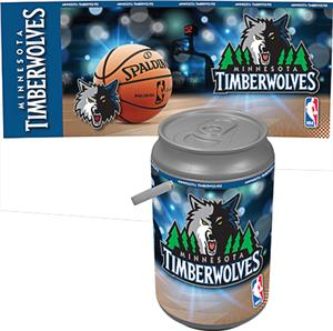 Picnic Time NBA Timberwolves Mega Can Cooler